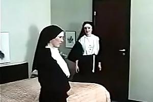 Nympho Nuns Master-work 1970s Danish