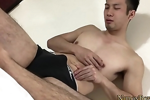 Japanese prevent a rough out masturbates