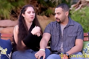 Couple is aerate so hot they deceive respecting pre bandeau love making