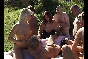 Swingers group-sex sex fuckfest