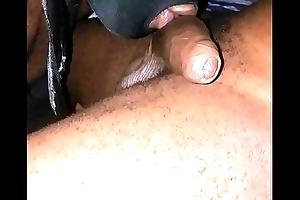 Sucking Bigg Uncut Dick plus Jerking A Huge Cumshot