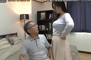 Smutty father-in-law lusts for his son&#039_s wife