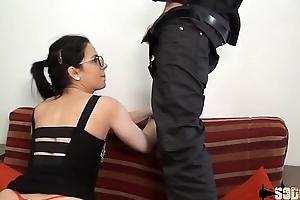 Angelica jeune &eacute_tudiante qui aime le sexe