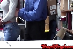 Black pickpocket sucking with the addition of shagging mallcop go b investigate stealing
