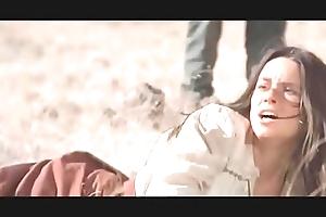 Manufactured mating scenes from regular movie scene scenes western s...