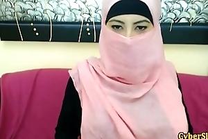 Real shy arab cuties unfurnished solely on cybercam - redcam99.com