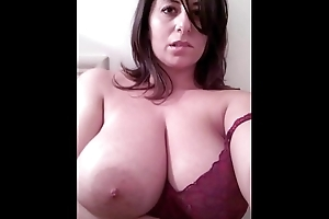 Undeceiving aged boobs