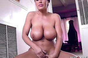 Milfs over the moon groans