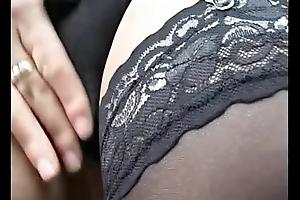 Outdoor cum be proper of a real slut!